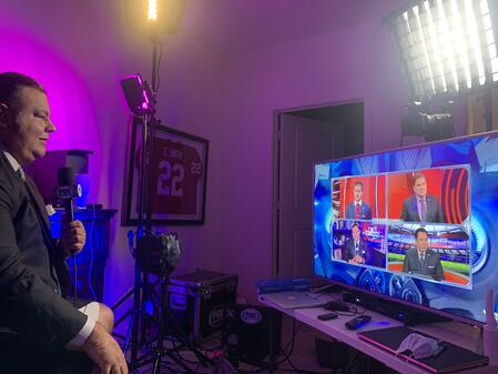 Dejero PathWay and CuePoint were crucial to FOX Deportes' remote productions and 'broadcast from home' workflows during the pandemic