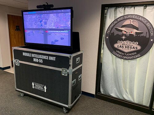 Dejero and Lexicon Enterprises have partnered to develop the Mobile Intelligence Unit (MIU-55), a fully turn-key mobile command solution for law enforcement and tactical operations
