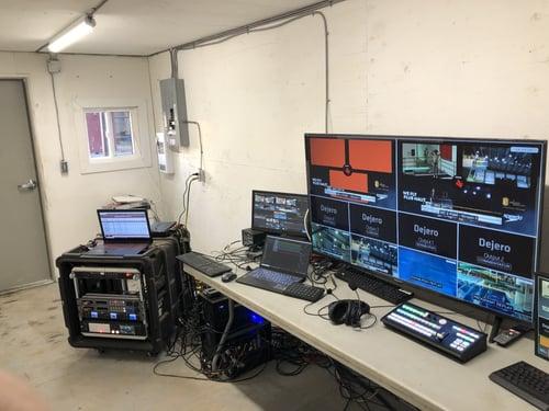 TB Studio Waypoint in the rack