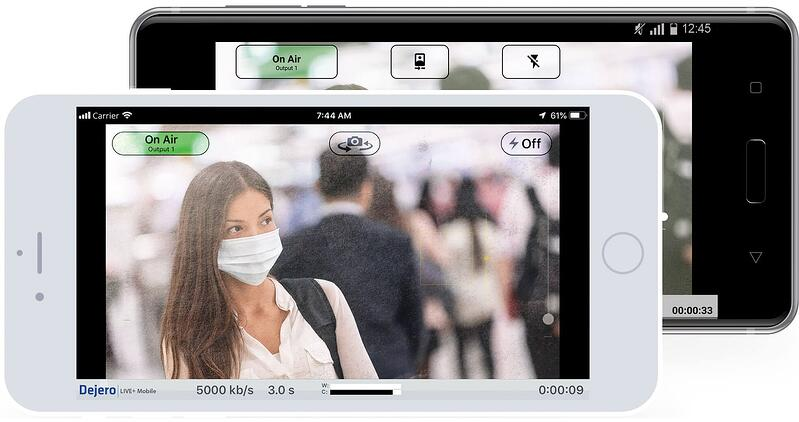NR-Dejero Helps Broadcasters and Public Safety Bodies Respond to COVID-19 Pandemic Challenges-1