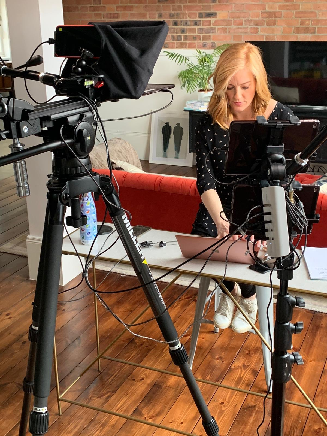 Sky News, Sarah Jane